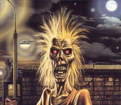 Iron Maiden - Iron Maiden (Limited)