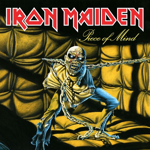 Iron Maiden - Piece of Mind (Limited)