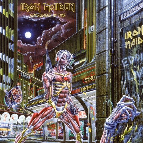 Iron Maiden - Somewhere In Time (Limited)