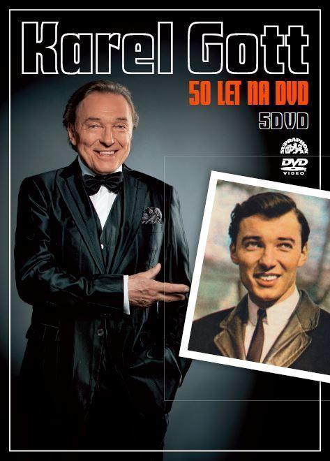 Gott Karel - 50 Let Na Dvd - Box 5Dvd