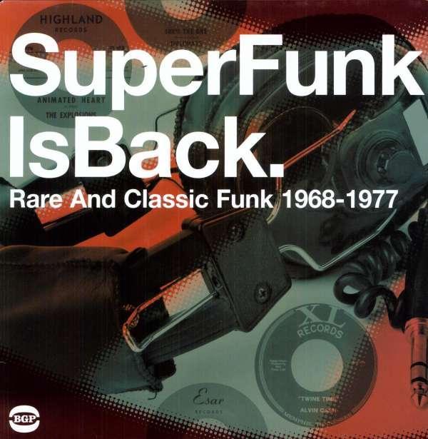 Various Artist - Superfunk Is Back 5