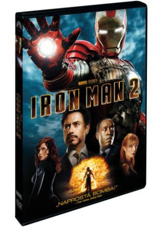 Iron Man 2. (DVD)