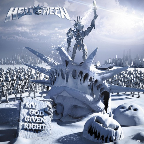 Helloween - My God Given Right