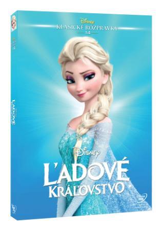 Ľadové královstvo DVD - Edícia Disney klasické rozprávky (DVD)