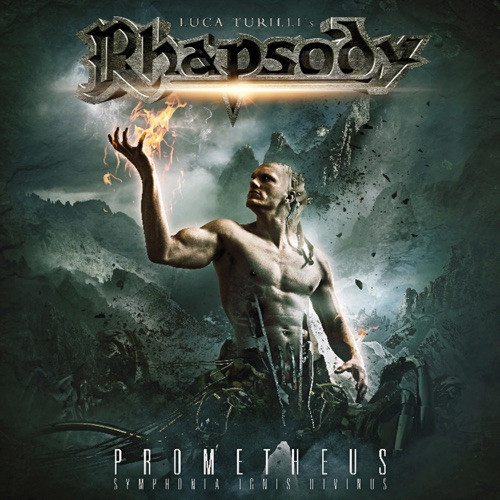 Rhapsody, Luca Turilli'S - Prometheus:sy