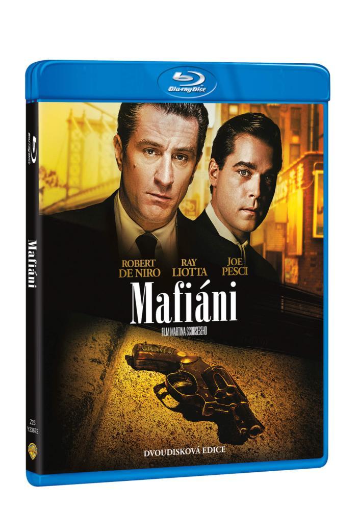 Mafiáni: Edice k 25. výročí 2BD