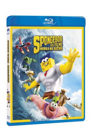 SpongeBob vo filme: Hubka na suchu BD (SK) (BRD)