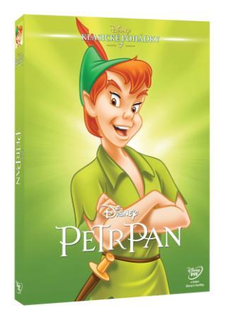 Petr Pan SE - Edice Disney klasické pohádky (DVD)