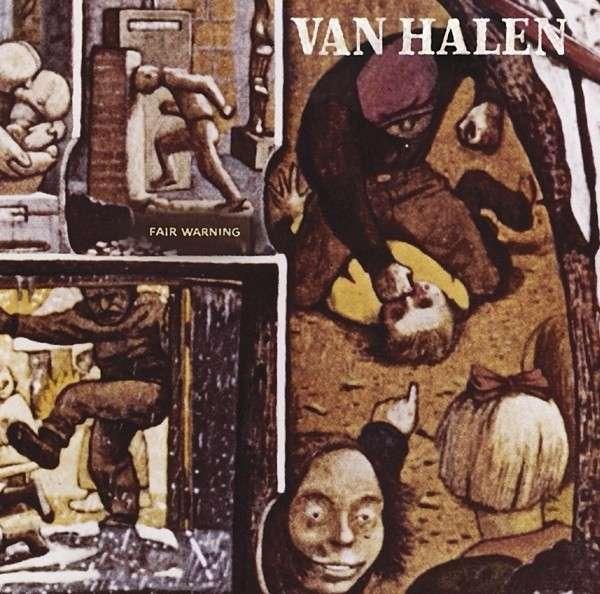 Van Halen - Fair Warning (Remastered)