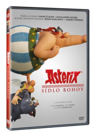Asterix: Sídlo bohov (SK) (DVD)