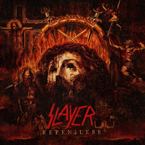 Slayer - Repentless + Blu-Ray Ltd.