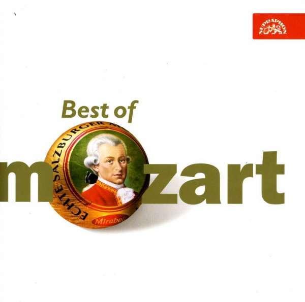 MOZART WOLFGANG AMADEUS - BEST OF MOZART