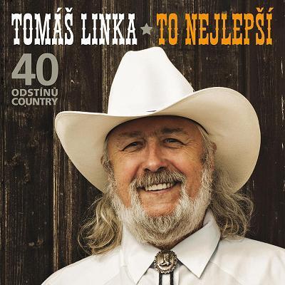 LINKA TOMAS - TO NEJLEPSI. 40 ODSTINU COUNTRY