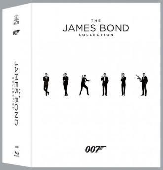 Bond Kolekce (2015) (BOND collection (2015)) (BRD)