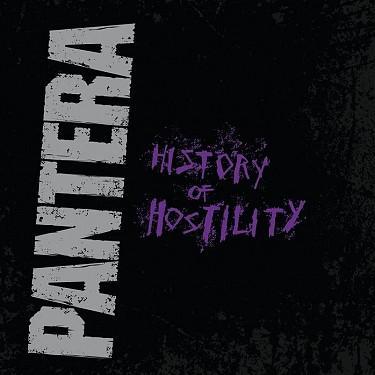 Pantera - History of Hostility