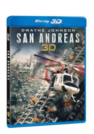San Andreas 2BD (3D+2D) (BRD)