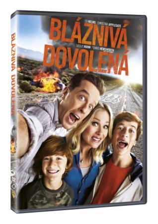 Bláznivá dovolená (DVD)