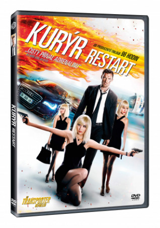 Kurýr: Restart (DVD)