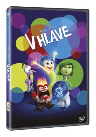 V hlave SK (DVD)
