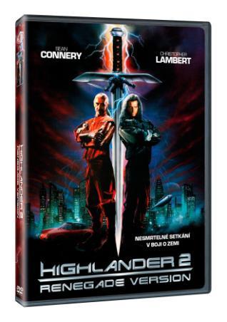Highlander 2 - Renegade Version (DVD)