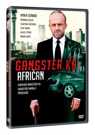 Gangster Ka Afričan (DVD)