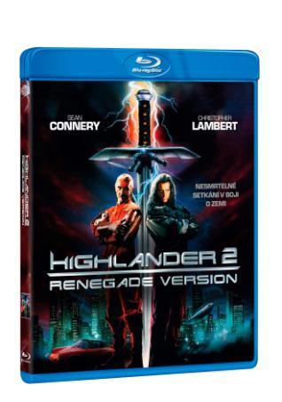 Highlander 2 - Renegade Version BD (BRD)