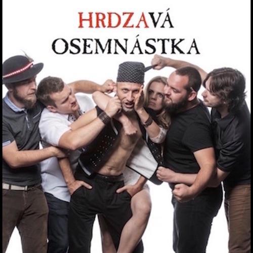 HRDZA - HRDZAVA OSEMNASTKA