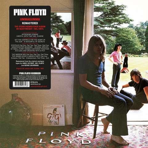 Pink Floyd - Ummagummma (2011 Remastered)