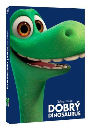 Dobrý Dinosaurus Dvd (Sk) - Disney Pixar Edícia (DVD)