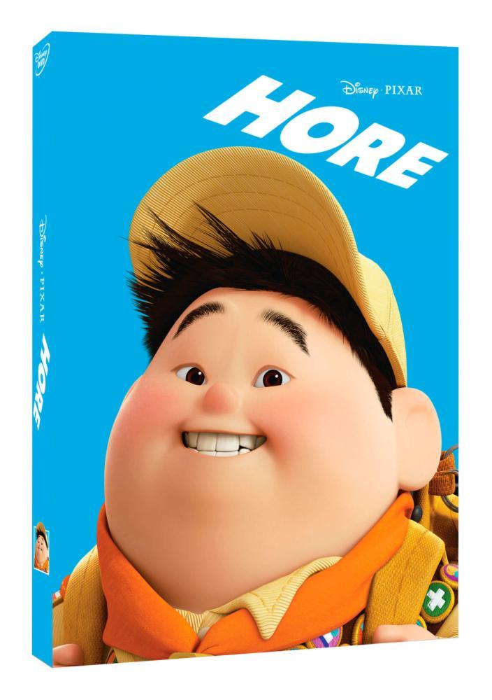Hore Dvd (Sk) - Disney Pixar Edícia