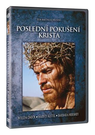Poslední pokušení Krista (DVD)