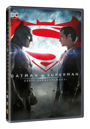 Batman vs. Superman: Úsvit spravedlnosti (DVD)