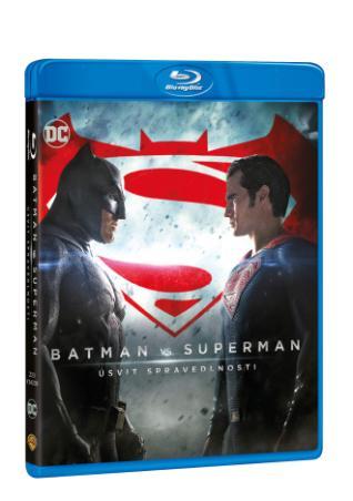 Batman vs. Superman: Úsvit spravedlnosti BD (BRD)
