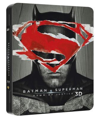 Batman vs. Superman: Úsvit spravedlnosti 2BD (3D+2D) futurepak (BRD)