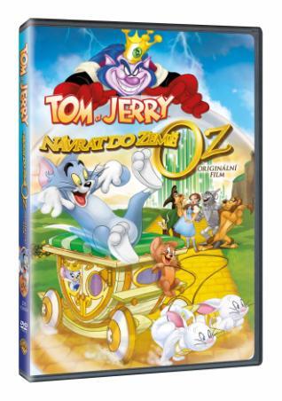 Tom a Jerry: Návrat do Země Oz (DVD)