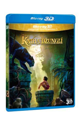 Kniha džunglí 2BD (3D+2D) (BRD)