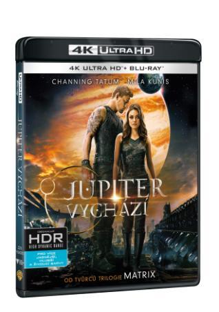 Jupiter vychází 2BD (UHD+BD) (BRD)