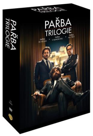 Pařba kolekce 1.-3. 3DVD (DVD)