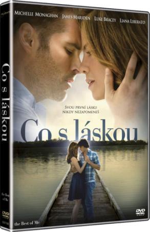 Co s láskou (DVD)