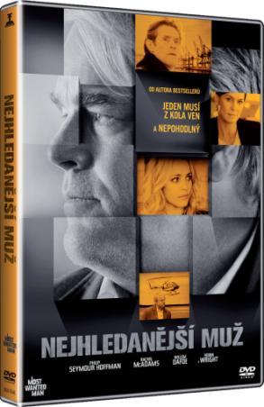 Nejhledanější muž (DVD)