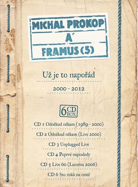 Prokop Michal - Uz Je to Naporad 2000-2012