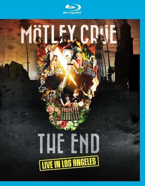 MOTLEY CRUE - THE END - LIVE IN LOS...