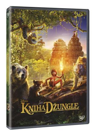 Kniha džungle DVD (SK) (DVD)