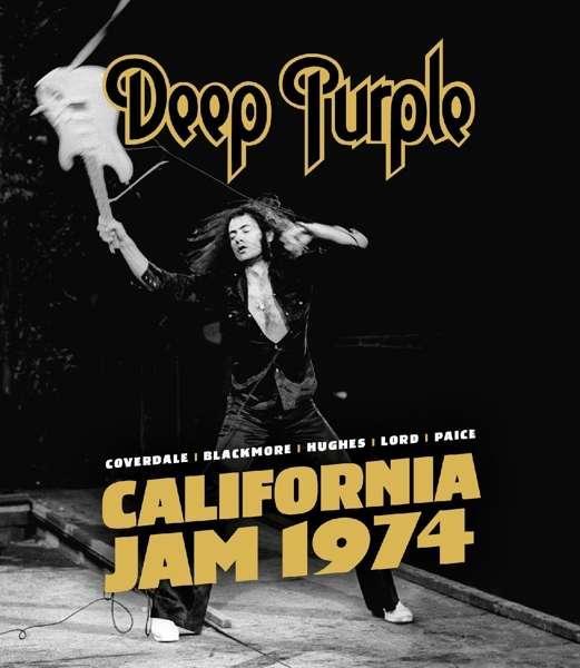 DEEP PURPLE - CALIFORNIA JAM 74