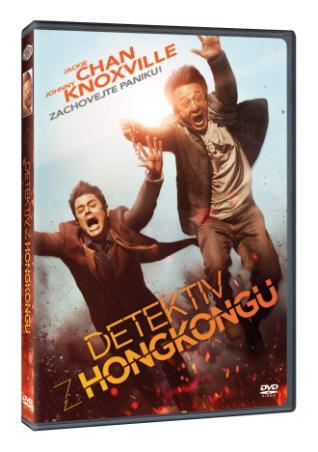 Detektiv z Hongkongu (DVD)
