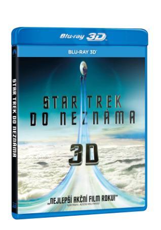 Star Trek: Do neznáma BD (3D) (BRD)