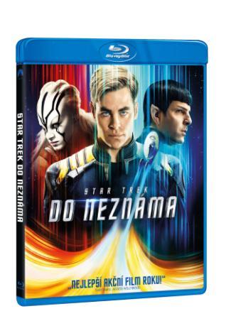 Star Trek: Do neznáma BD (BRD)