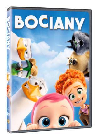 Bociany DVD (SK) (DVD)