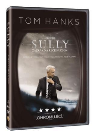 Sully: Zázrak na řece Hudson (DVD)