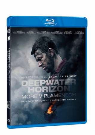 Deepwater Horizon: Moře v plamenech BD (BRD)